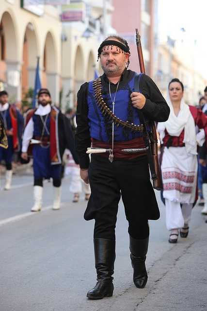 Crete Oxi Day Rethymno by cinematographer, via Flickr