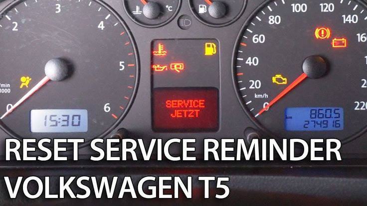 17 Best images about How to reset service reminder ...