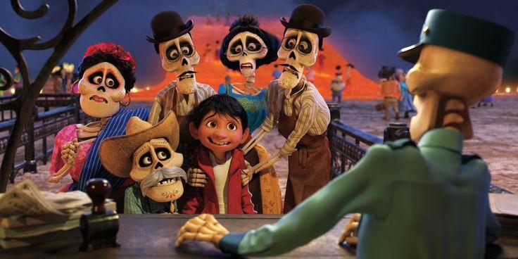 ᵂᴱᴿᴮᵁᴺᴳ Trailer: COCO - Das neueste Werk von Pixar
