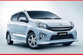 Harga Mobil & Motor Terbaru: Kelebihan Dan Harga Toyota Agya 2015 Terbaru