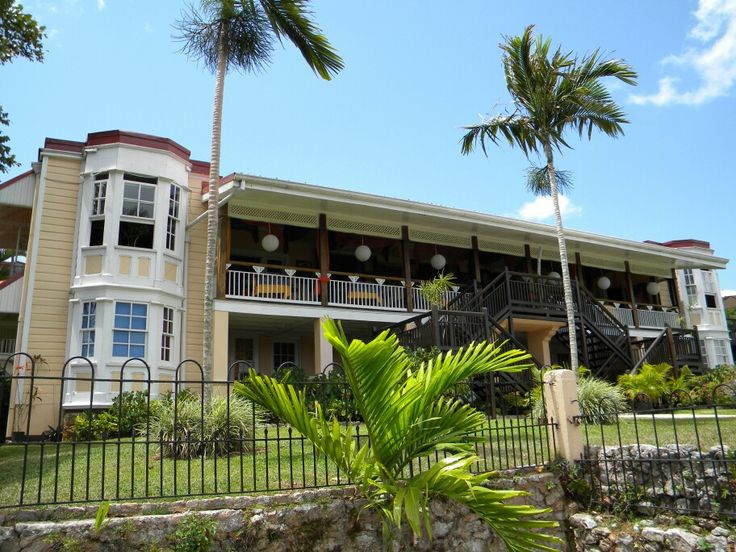 Bloomfield Great House, Mandeville, Jamaica | Local ...