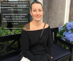 Helena Johansson from K-bar