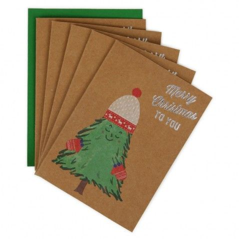 Character charity Christmas cards - Paperchase