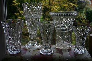 Second hand crystal