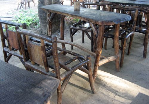 Hand Made Furniture From Fallen Tree Branches   Wood Creations, Woods And  Twig Furniture