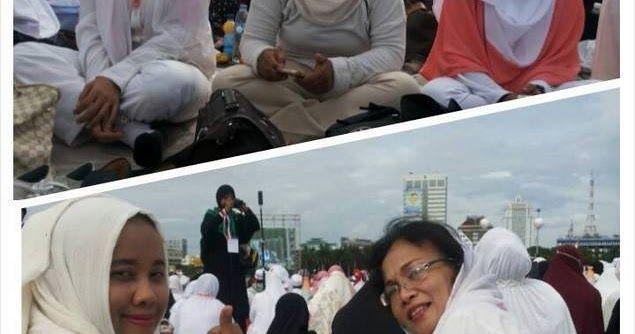"""""""Saya Kristen.. Saya Hadir di Aksi Super Damai 212, Karena Saya tak Lelah Mencintai Indonesia"""""""