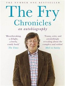 The Fry Chronicles by Stephen Fry. Autobiography part ii.