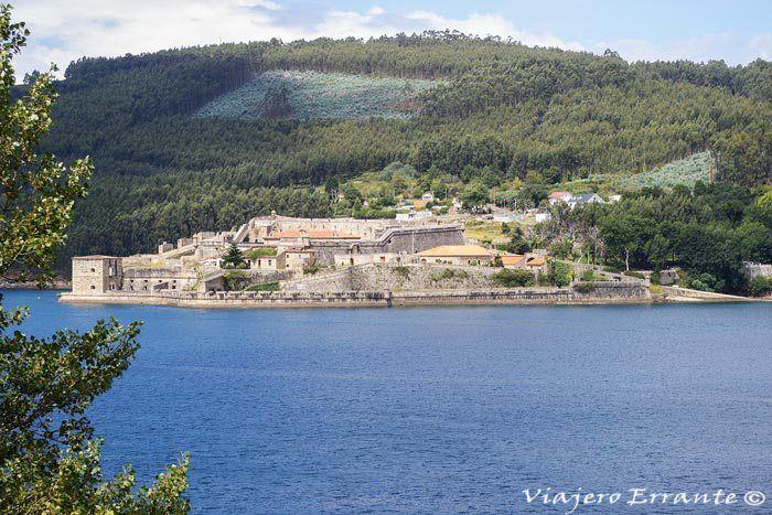 Castillo de San Felipe, Ferrol. Galicia.