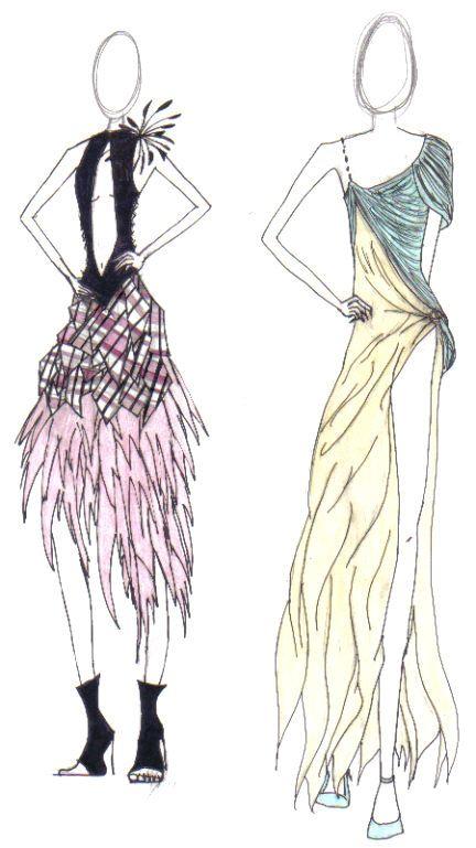 25 Best Ideas About Fashion Design ...