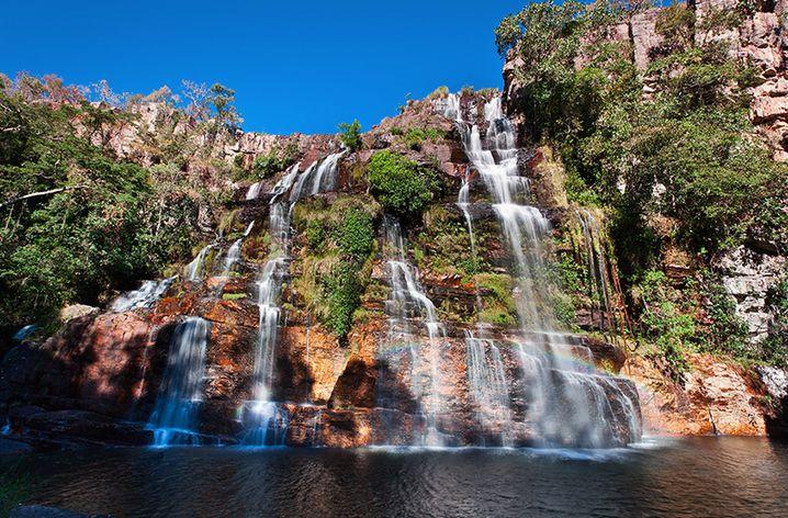 Parque Nacional da Chapada dos Veadeiros – Goiás, Brasil
