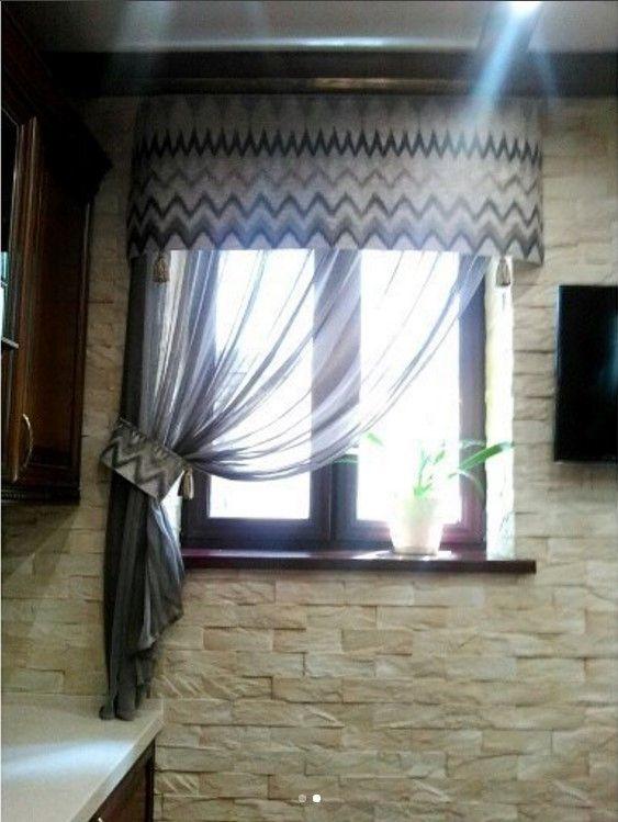 А вот так #жаккард FEELING из коллекции ILLUSION #Galleria_Arben использовала для декора #окна в загородном доме @deco_lara_fedora #fabric