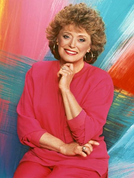 R.I.P. Rue McClanahan. Thank you for being a friend.