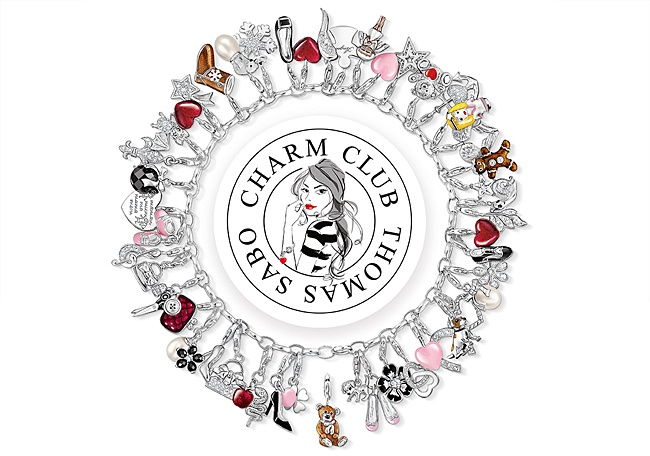THOMAS SABO CHARM CLUB celebrates the beautiful things in life! Because good and happy times are accompanied by our favourite things. And it is precisely these things that make each and every occasion so unforgettable. The parade of the new Charms from the Autumn/Winter 2012/2013 Charm Club Collection – new favourites for the beautiful aspects in our lives.