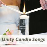 #Unity Candle Music is also great for use with the #sand ceremony if you are having a #beach wedding