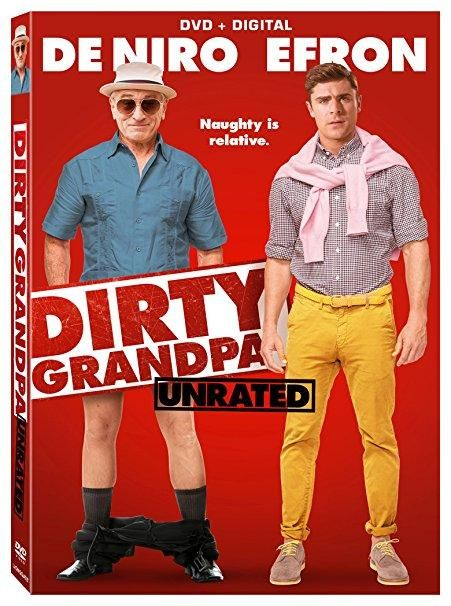 Robert DeNiro & Zac Efron & Dan Mazer-Dirty Grandpa Unrated Digital