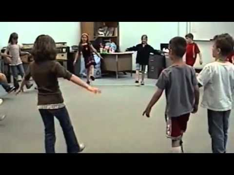 Statue Freeze Song Music Activity for Children to help develop listening...