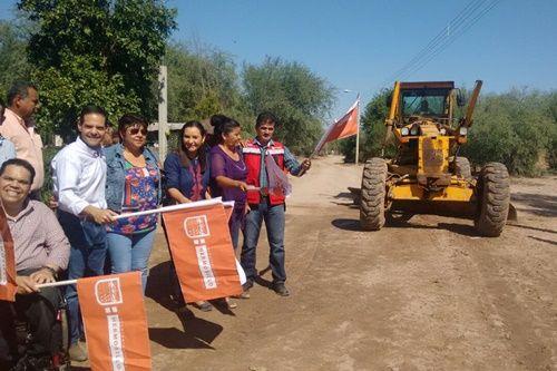 'Maloro' Acosta realiza gira de trabajo por la zona rural de Hermosillo
