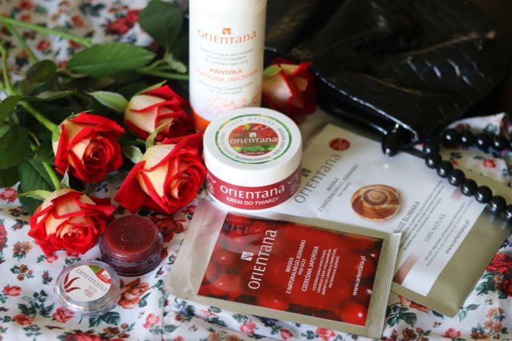 Naturalne nowości w mojej kosmetyczce - Orientana - My Way Trip