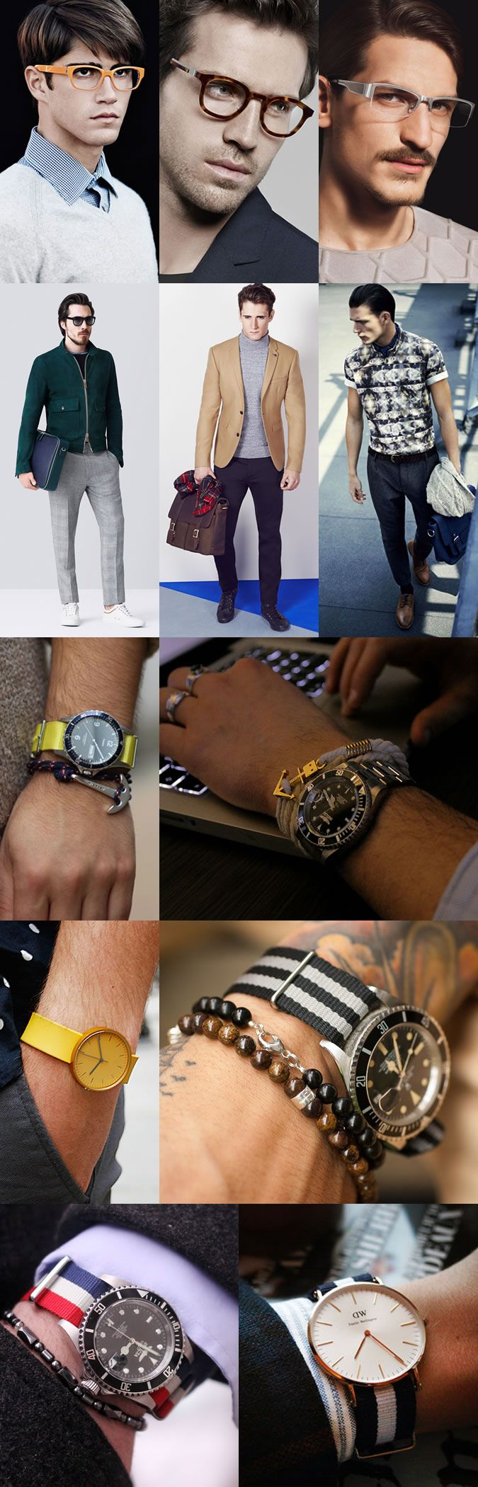 Men's Dress Down Friday Outfit Examples - Dress Down Your Accessories