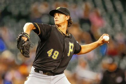 Pirates' Jeff Locke takes his success in stride, but not for granted - Pittsburgh Post-Gazette