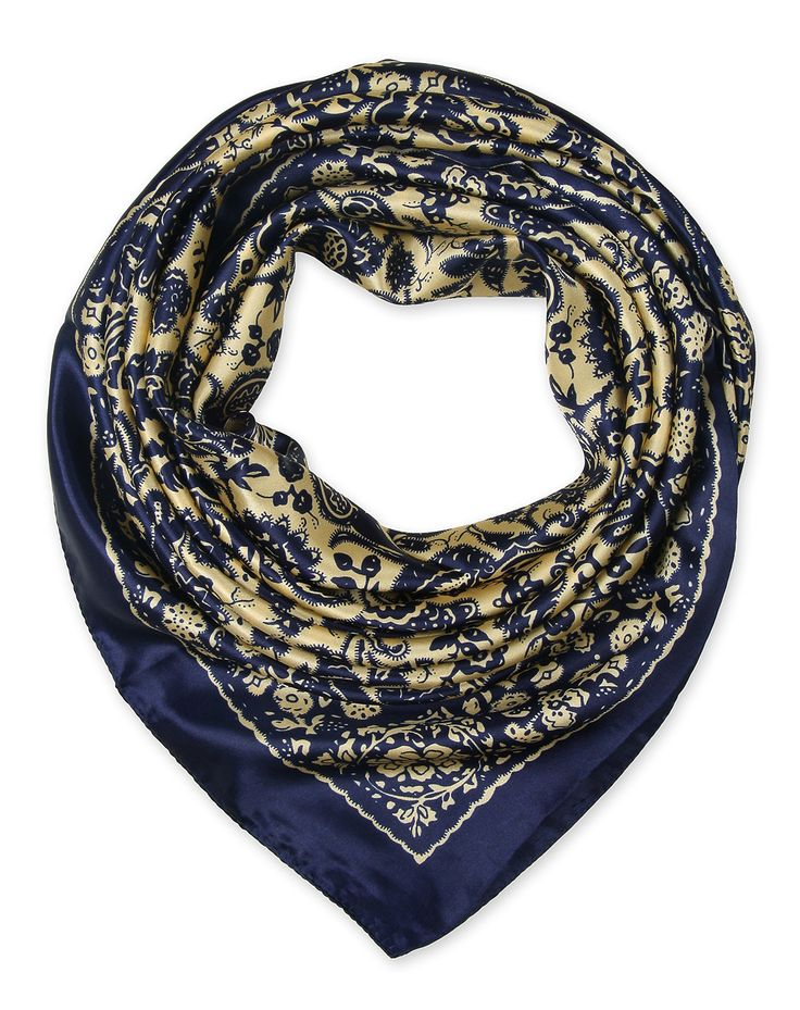 corciova 174 35 quot silk like square s hair scarves chain