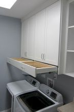 Cool Small Laundry Room Design Ideas (14)