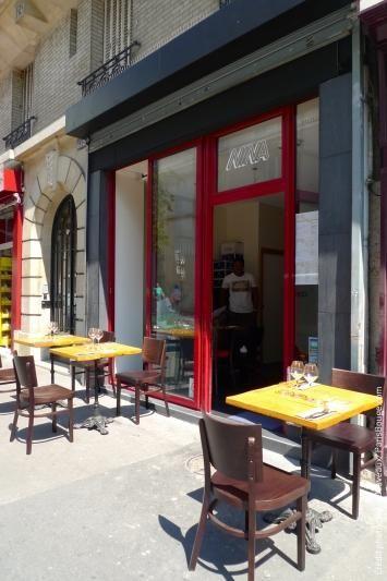 Restaurant Nina Paris 139 rue du Château 75014