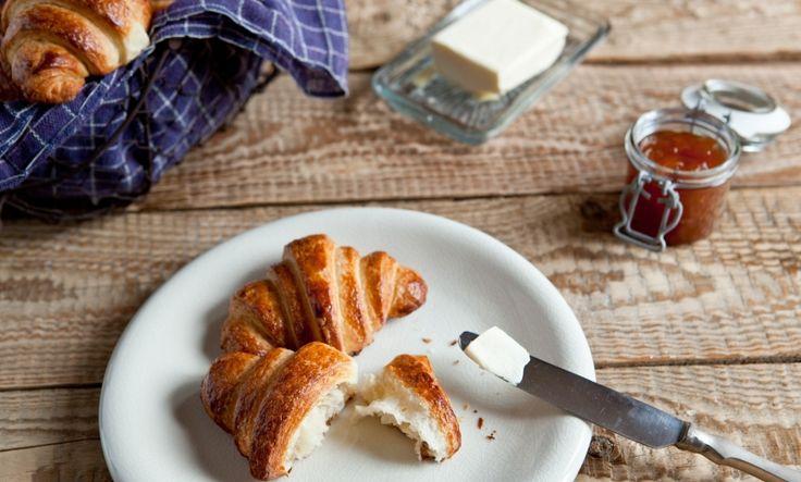 Kitchenette — Máslový croissant