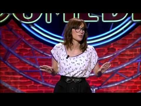 Ana Morgade: Pensar - El Club de la Comedia