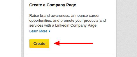 Simple Steps For LinkedIn Company Page Creation - Step-by-step guide to create company page on LinkedIn for your blog, website, business, and company.