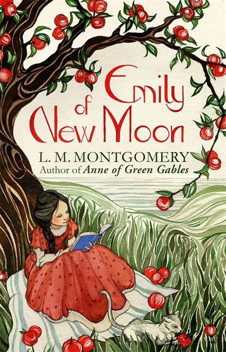 'Emily of New Moon' by L.M. Montgomery. Although nowhere near as famous as 'Anne of Green Gables' a lot of people out there seem to think that this book is just as good.