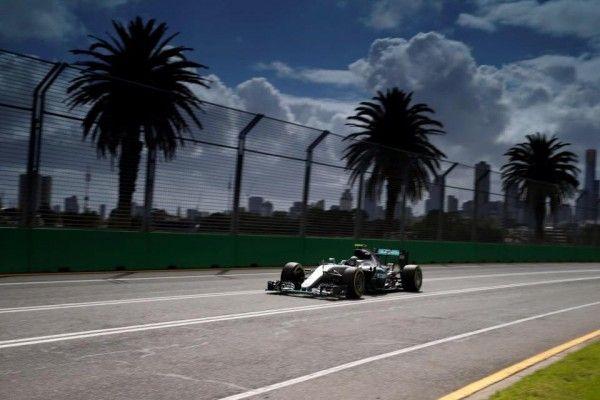 Grille de départ du Grand-Prix d'Australie de Formule 1