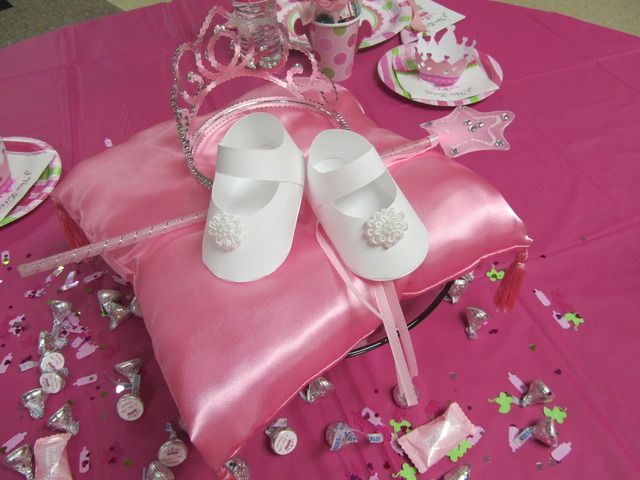 princess baby shower baby shower party ideas