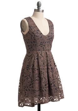 Blueberry Filling Dress, #ModCloth