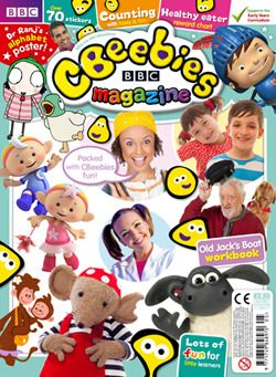 Find Topsy and Tim n the CBeebies magazine!