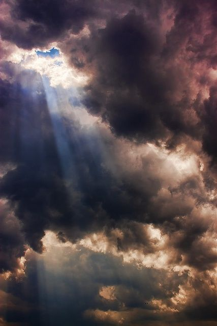 Clouds by Theophilos, via Flickr by Chloe11383