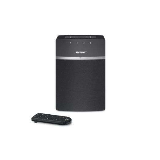 bose soundtouch  kabelloses  system schwarz
