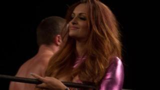 Marias Maternity Photoshoot For WWE (Video) Natalya On Shinsuke Nakamura WWE Star On Game Show