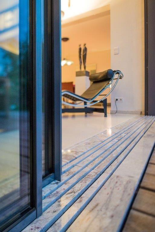Controtelaio per finestre scorrevoli VITROCSA TH  Telaio invisibile by Vitrocsa