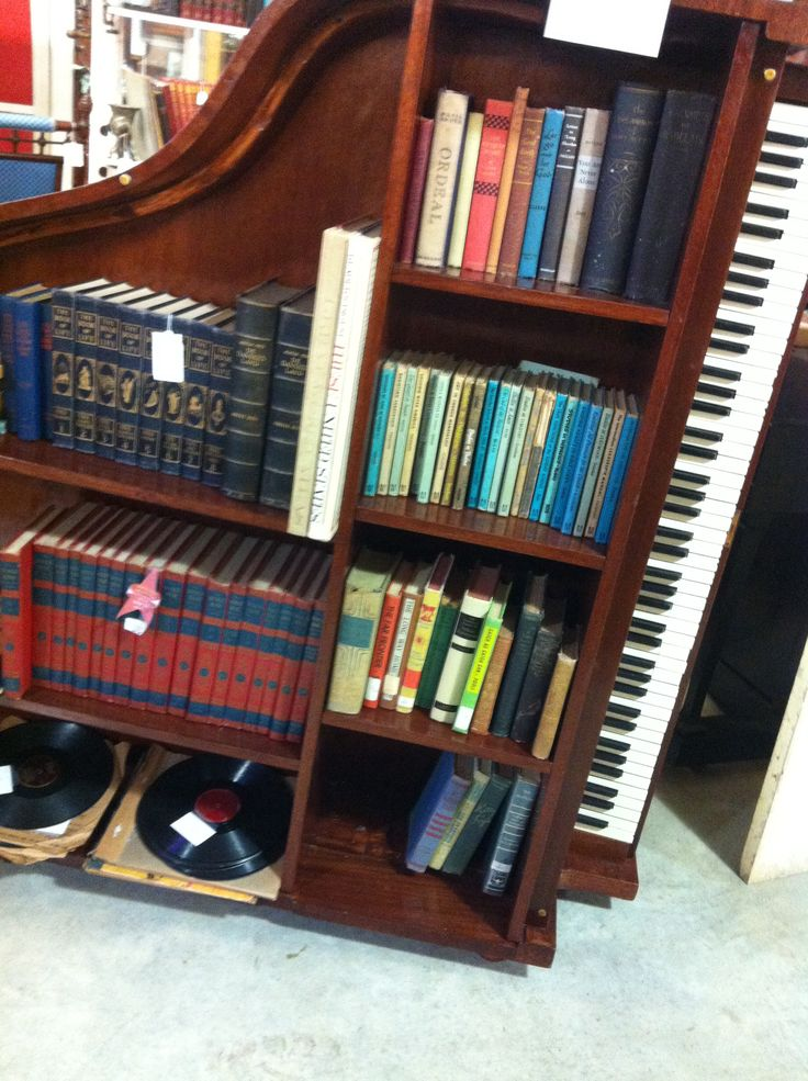 54 Best Images About Piano Bookcase On Pinterest
