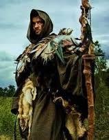 Afbeeldingsresultaat voor highlander celtic druidic costume