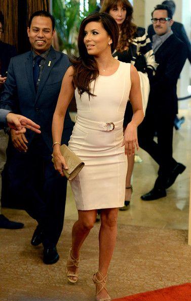Luxurious glitter and glamour Eva Longoria