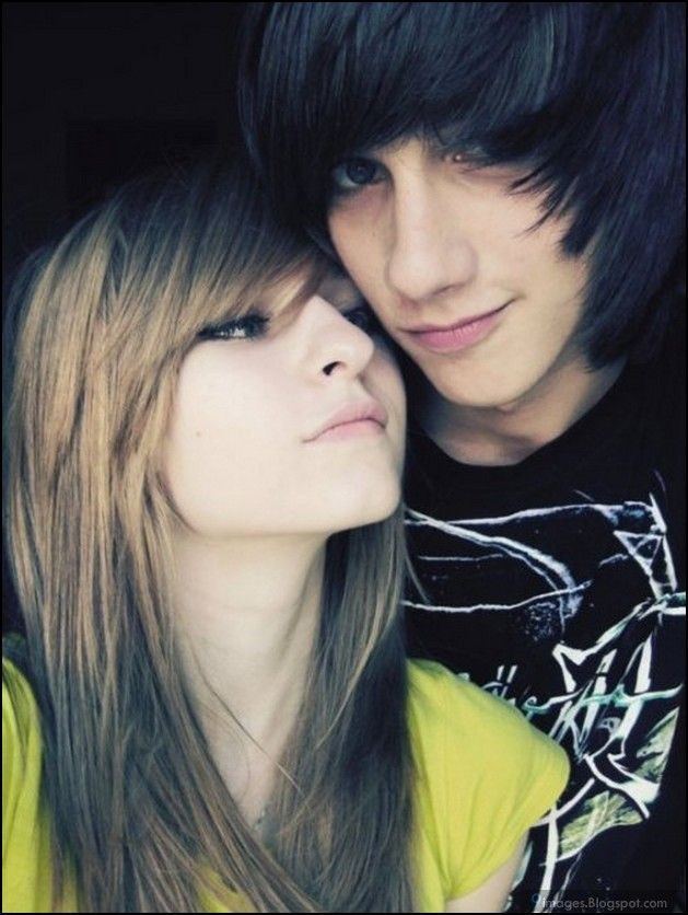 Cute Emo Couples - Bing images