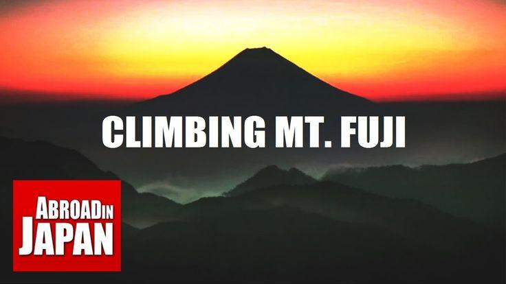 Climbing Mount Fuji | 8 Hours of Hell