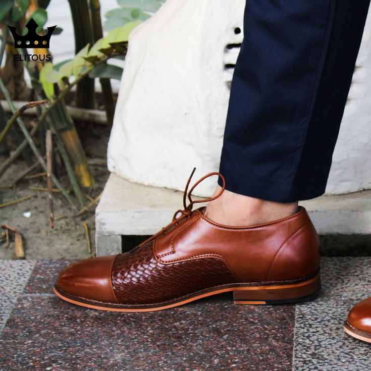 """""""A perfect crossover from formal to informal attire, our faux-leather Derby Matty Shoes work well with day suits, trousers or even denim. #StepInStyle #Elitous #HandcraftedShoes. . . . #getnoticed #mensshoes #mensfashion #menstyle #makeinindia #streetfashion #streetstyle #fauxleather #vegan #stepup #standout #veganfashion #crueltyfree #onlineshopping #nonleather  #handmade #fashionformen #classy #animalfriendly #luxury #premium #lifestyle"""""""