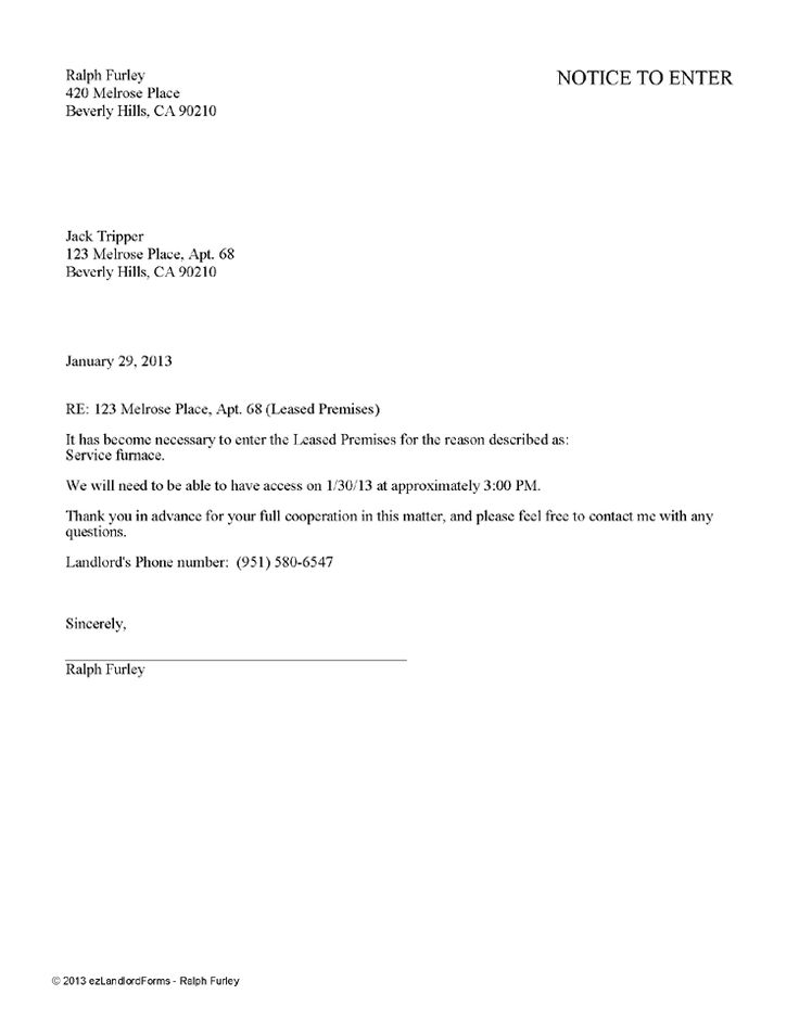 tenant welcome letter ez landlord landlord tenant notices rental property notices ez 448
