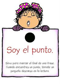LEARNING IS FUN!: CARTELES DE SIGNOS DE PUNTUACIÓN
