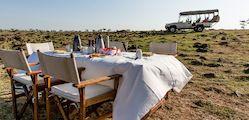 Det Indiske Ocean, Afrika, Zanzibar, Kenya, 3 nt. Karen Blixen Camp fly-in VIP All Inclusive safari & 6 nt. Zanzibar