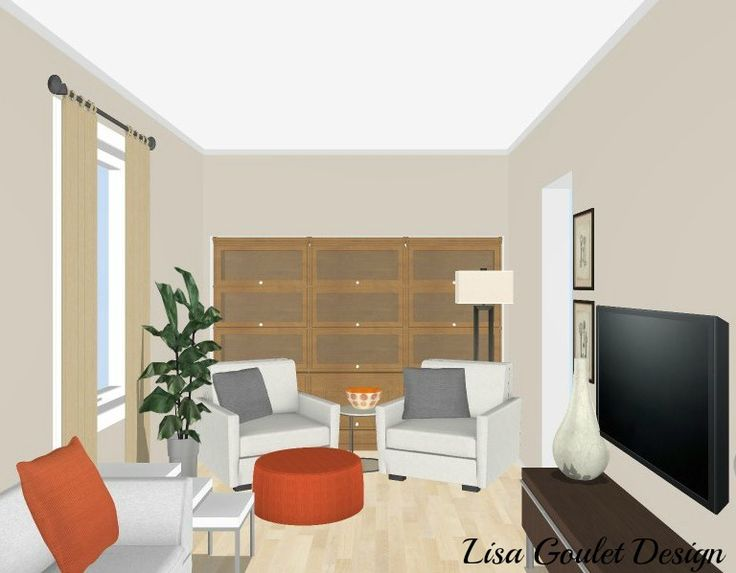 How To Furnish And Love A Long Narrow Living Room In 5 Easy Steps | New  House | Pinterest | Narrow Living Room, Living Rooms And Room
