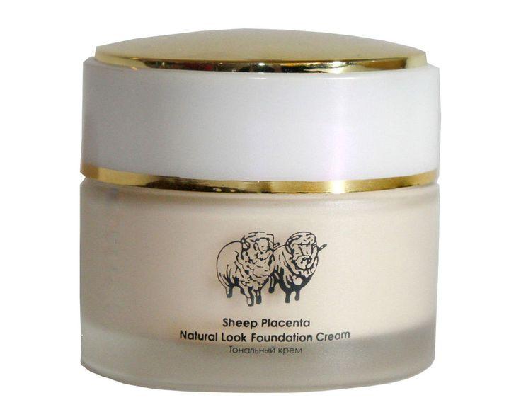 Tonal cream for face, 50 g by TianDe